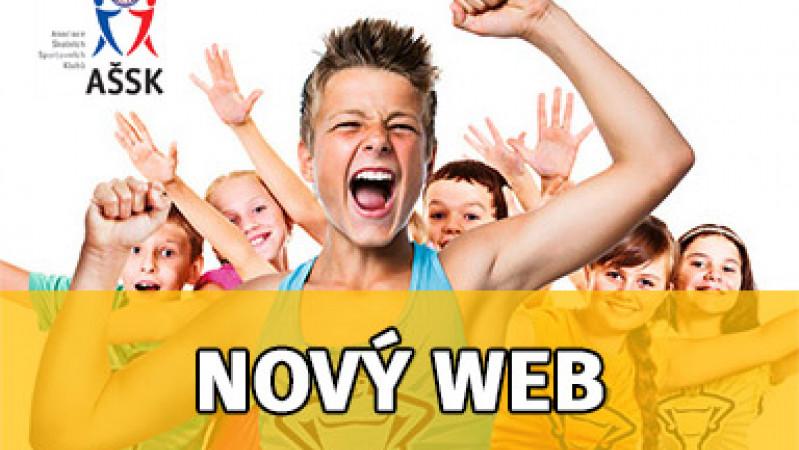 Nové webové stránky okresní rady