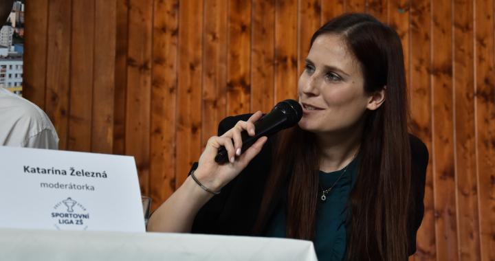 Foto: Sekretariát AŠSK opouští Katarína Železná