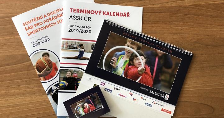 Foto: Probíhá distribuce tiskovin AŠSK!