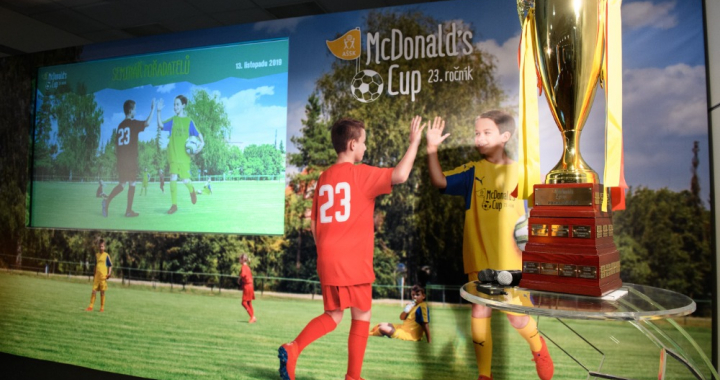 McDonald's Cup představil novinky pro 23. ročník