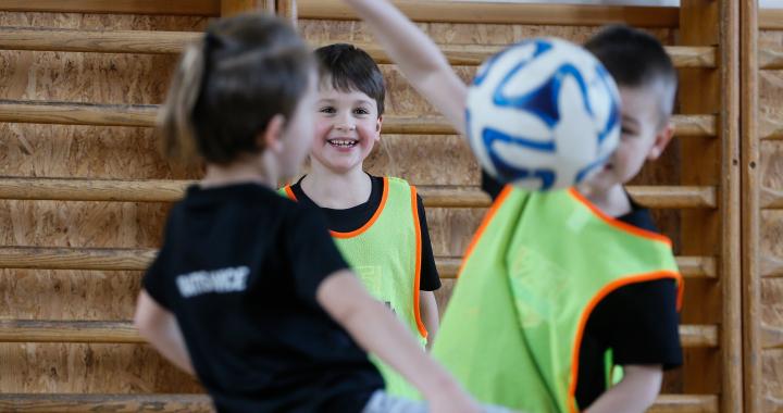 Foto: Národní sportovní agentura tady bude hlavně pro všechny děti, řekl její předseda Filip Neusser v ČT 24